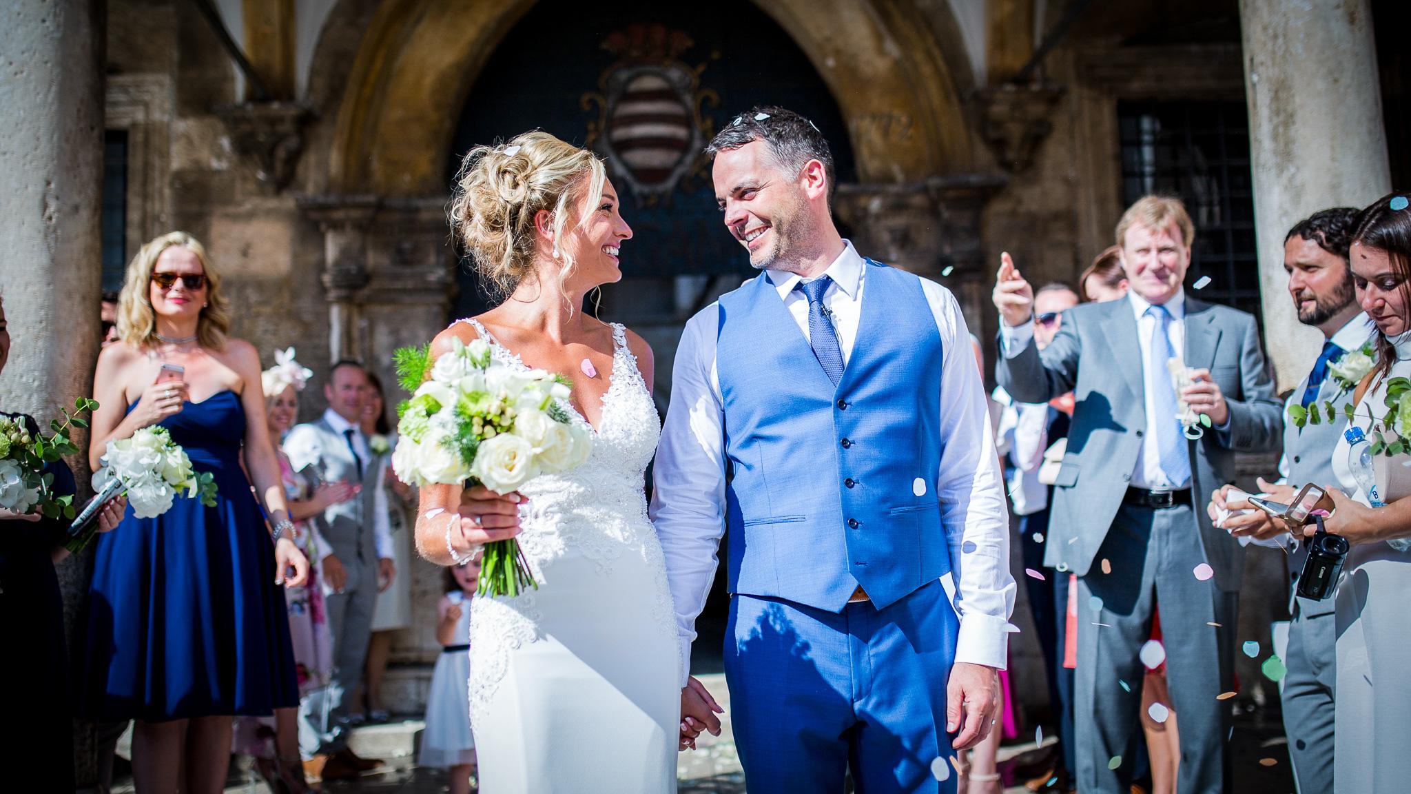 Sonia & Dean Dubrovnik Wedding